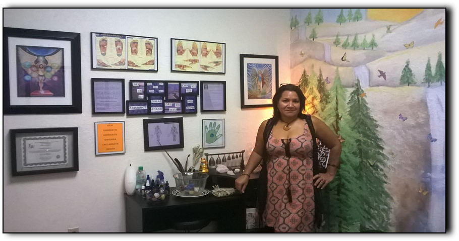 Chakras alignment in Kissimmee by Xiomara Longoria in La Mirada Plaza, Reduce your stress, Chakras, Chakras Balance your body, in kissimmee, hot stone, cupping therapy